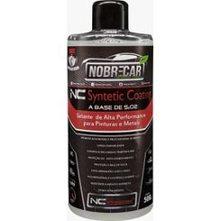 Nobre Car NC Synthetic Coating - Selante Alta Performance com SIO2 - 500ml