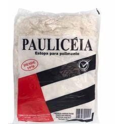 Estopa para Polimento Pauliceia - 200g