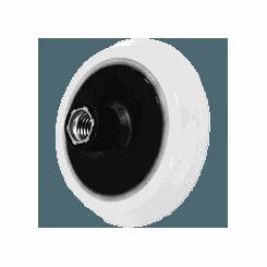 """Mills Suporte Boina com Velcro em EVA Branco 5/8 -3"""""""