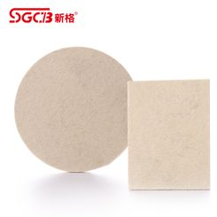 SGCB Boina Polimento Vidro Quadrada