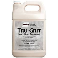 Malco Tru Grit - Heavy Dut Compound - Composto Corte Super Agressivo - (3,8L)