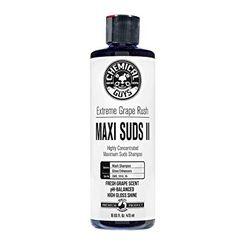Chemical Guys Shampoo Maxi Suds II Aroma Uva-473ml