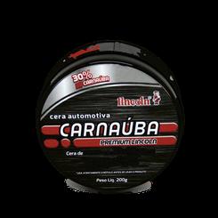 Lincoln Cera de Carnaúba Premium - (200g) - Nova Embalagem com Aplicador