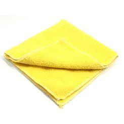 MasterCleaner Pano de Microfibra Alta Densidade Amarelo - 280g/cm2 - 28x28cm - (un)