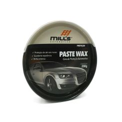 Mills - Cera Paste Wax - Cera de Proteção Automotiva - 200g