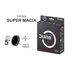 Alcance - Boina de Espuma Dune - Preta - Super Macia - 125mm 5