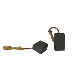 Kers/ Yes Tool e Cadillac 21 e 8 mm - Par de  Carvão para Roto-Orbital 900w