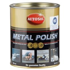Autosol Metal Polish - 750 ml