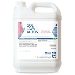 Perol Gol Lava Auto - Shampoo Automotivo PH Neutro Concentrado (1:100) - 5L