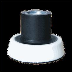 Kers Suporte em EVA Branco com Velcro - 2 Pol (un)