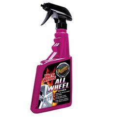 Meguiars Hot Rims All Wheel Cleaner - Limpador de Rodas - Linha 2012