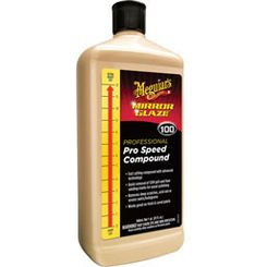 Meguiars Mirror Glaze Pro Speed Compound, Polidor Ultra Rápido - M10032 - 946ml