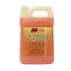 Malco Outrageous Orange - Desengraxante Alcalino para Graxas e Óleos - (3,8L)