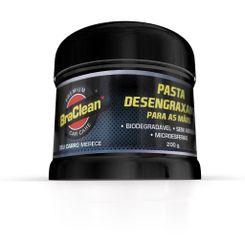 BraClean Pasta Desengraxante para as Mãos - (200g)