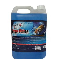 Detersid Limpa Vidros Pronto Uso - 5L