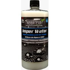 Nobre Car Imper Water - Impermeabilizante de Tecido Base D'Água e SIO2 - 1L