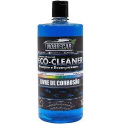 Nobre Car Eco Cleaner - Shampoo e Desengraxante Ph9 - 1L