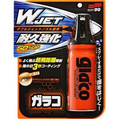 Soft99 Glaco W Jet Strong - Repelente de Água - 180ml