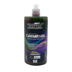 Nobre Car Detergente Camaleão - Shampoo Concentrado 1:200 - 1L