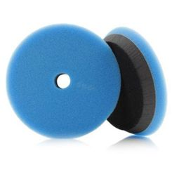 """Lincoln Boina de Espuma Azul - Refino/Pré-Lustro para Roto-Orbitais e Rotativas - 6""""(polegadas)"""