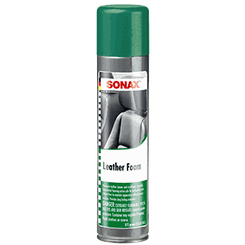 Sonax Spray Limpa e Hidrata Couro Leather Care Foam (400ml)