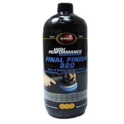 Autosol - Composto Polidor - High Performance (Alta Performance) - Final Finish 320 - 1 litro