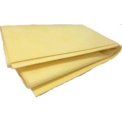 Mills Toalha Chamois para Secagem - Amarela - 40x70cm