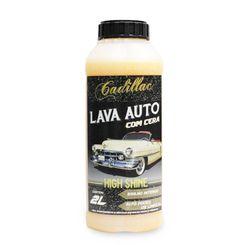 Cadillac High Shine - Lava Auto com Cera - Diluição 1:200 - (2L)