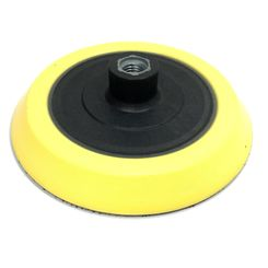 """Mills Suporte com Velcro em EVA Amarelo - rosca M14 - 6""""(un)"""