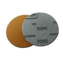 """Norton Liquid Ice Disco de Lixa - Pluma Q255 6"""" P3000 - 1 unidade"""