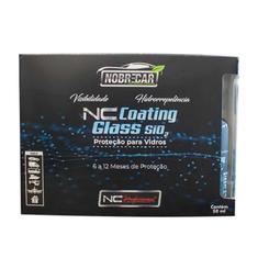Nobre Car NC Coating Glass Proteção e Hidrorepelência para Vidros - 50ml