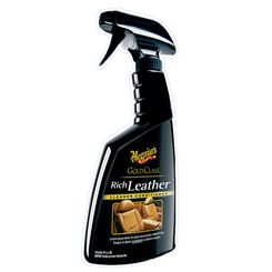 Meguiars Gold Class Rich Leather Spray - Condicionador Couro em Spray - G10916 - (450ml)