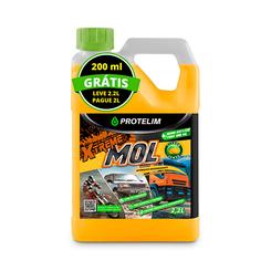 Protelim Xtreme Mol - Detergente Desengraxante Automotivo - 2,2L