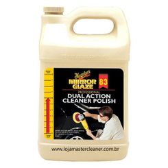 Meguiars Polidor/Lustrador Dupla Ação - Dual Action Polisher/Cleaner ,  M8301 (Bombona)
