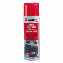 Wurth Limpa Estofados 300ml / 267g
