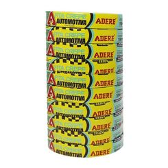 Adere Fita Crepe Verde - 18mmx 50m - (10 rolos)