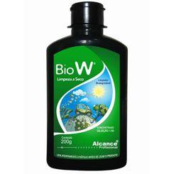 Alcance Bio W Lavagem a Seco Concentrado Biodegradável -200ml