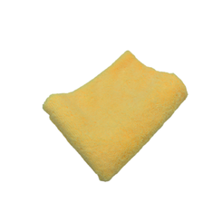 Detailer Pano de Microfibra Amarelol 40x60cm Corte Laser - 330gsm