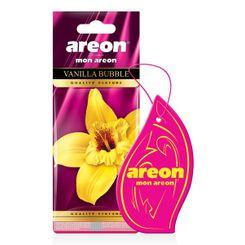 Areon Mon - Aromatizante -  Vanilla Bubble - Quality Perfume -  Folha (un) - 966153