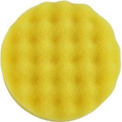Mills Boina de Espuma Amarela Ondulada Corte Agressivo - 6,5Pol