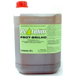 Protelim ProtBrilho Acabamento Plásticos e Caixa de Rodas - 5L