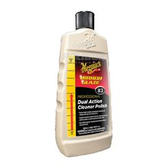 Meguiars Polidor/Lustrador Dupla Ação - Dual Action Polisher/Cleaner,  M83 (500ml)