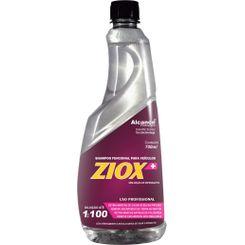 Alcance Ziox Shampoo Funcional PH Ácido Retira Chuva Ácida - 700ml