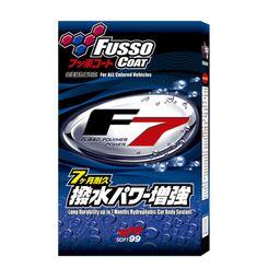 Soft99 Fusso Coat F7 - Selante Líquido de alta durabilidade - 300ml