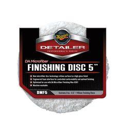 Meguiars DA Microfiber Finishing Disc - Boina de Microfibra para Acabamento - DMF5 - 5 Po