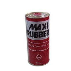 Maxi Rubber Solução Desengraxante (900ml)
