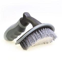 Detailer Escova para Limpeza de Pneus com formato Anatômico