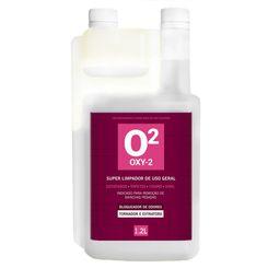 Easytech Oxy2 Super Limpador Ácido de Uso Geral - 1200ml com dosador