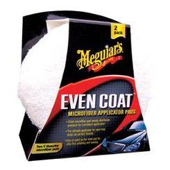 Meguiars Aplicador de Microfibra Even Coat (2 unidades), X3080