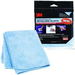 3M Perfect-it Show Car Detailing Cloth - Pano de Microfibra Ultra Performance 32x36cm - (u